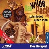 Das wilde Pack schmiedet einen Plan / Das wilde Pack Bd.2 (MP3-Download)