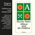 Allmen und die Dahlien / Johann Friedrich Allmen Bd.3 (MP3-Download)