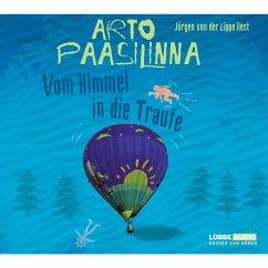 Vom Himmel in die Traufe (MP3-Download) - Paasilinna, Arto