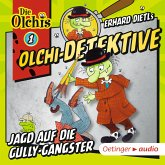 Jagd auf die Gully-Gangster / Olchi-Detektive Bd.1 (MP3-Download)