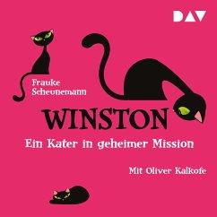 Ein Kater in geheimer Mission / Winston Bd.1 (MP3-Download) - Scheunemann, Frauke