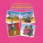 Tischlein deck Dich - Das Schneeglöckchen - Der Marionettenspieler - Der standhafte Zinnsoldat (MP3-Download)