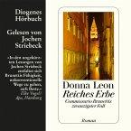 Reiches Erbe / Commissario Brunetti Bd.20 (MP3-Download)