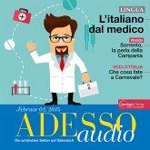 Italienisch lernen Audio - Beim Arzt (MP3-Download)