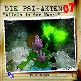 Die PSI-Akten 07: Allein in der Nacht (MP3-Download)