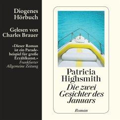 Die zwei Gesichter des Januars (MP3-Download) - Highsmith, Patricia