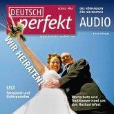 Deutsch lernen Audio - Heiraten (MP3-Download)