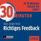 30 Minuten Richtiges Feedback (MP3-Download)