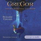 Gregor und der Schlüssel zur Macht / Gregor Bd.2 (MP3-Download)