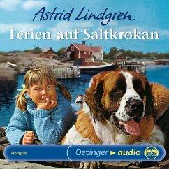Ferien auf Saltkrokan (MP3-Download) - Lindgren, Astrid