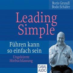 Leading Simple (MP3-Download) - Grundl, Boris; Schäfer, Bodo