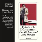 Der Richter und sein Henker (MP3-Download)