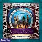 Der Palast des Poseidon / Chroniken der Weltensucher Bd.2 (MP3-Download)