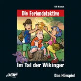 Die Feriendetektive - Im Tal der Wikinger (MP3-Download)