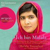 Ich bin Malala - Das Mädchen, das die Taliban erschießen wollten, weil es für das Recht auf Bildung kämpft (MP3-Download)