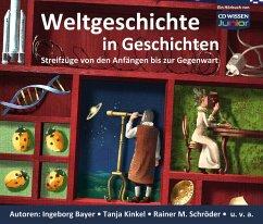 Weltgeschichte in Geschichten (MP3-Download)