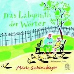 Das Labyrinth der Wörter (MP3-Download) - Roger, Marie-Sabine