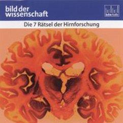 Die 7 Rätsel der Hirnforschung (MP3-Download) - Rauch, Judith; Hollricher, Karin; Paulus, Jochen
