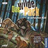 Das wilde Pack im verbotenen Wald / Das wilde Pack Bd.6 (MP3-Download)