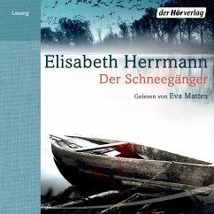 Der Schneegänger / Sanela Beara Bd.2 (MP3-Download) - Herrmann, Elisabeth