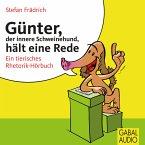 Günter, der innere Schweinehund, hält eine Rede (MP3-Download)