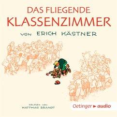 Das fliegende Klassenzimmer (MP3-Download) - Kästner, Erich
