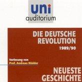 Die deutsche Revolution 1989/90 (MP3-Download)
