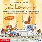 Juli Löwenzahn. Von früh bis abends Abenteuer. Ein Uhren-Hörbuch (MP3-Download)