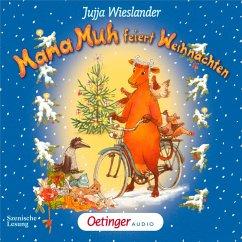 Mama Muh feiert Weihnachten / Mama Muh Bd.9 (MP3-Download) - Wieslander, Jujja