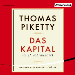 Das Kapital im 21. Jahrhundert (MP3-Download) - Piketty, Thomas