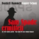 Dashiell Hammett - Sam Spade ermittelt (MP3-Download)