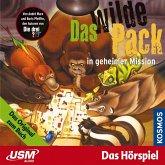 Das wilde Pack in geheimer Mission / Das wilde Pack Bd.7 (MP3-Download)