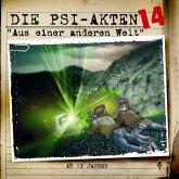 Die PSI-Akten 14: Aus einer anderen Welt (MP3-Download)