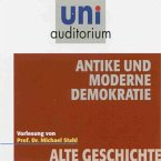Antike und moderne Demokratie (MP3-Download)