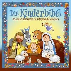 Die Kinderbibel (MP3-Download) - Langen, Annette
