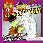 Horrorspuk und Geisterspucke / Olchi-Detektive Bd.9 (MP3-Download)