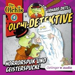 Horrorspuk und Geisterspucke / Olchi-Detektive Bd.9 (MP3-Download) - Iland-Olschewski, Barbara