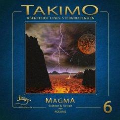 Takimo - 06 - Magma (MP3-Download) - Liendl, Peter; Klötzer, Gisela