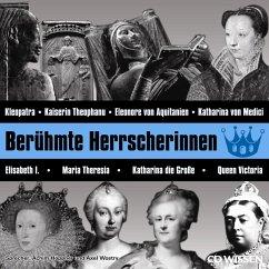 CD WISSEN - Berühmte Herrscherinnen (MP3-Download)