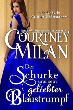 Der Schurke und sein geliebter Blaustrumpf (Geliebte Widersacher, #4) (eBook, ePUB) - Milan, Courtney