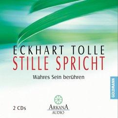 Stille spricht (MP3-Download) - Tolle, Eckhart
