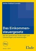 Das Einkommensteuergesetz (eBook, ePUB)