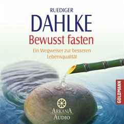 Bewusst fasten (MP3-Download) - Dahlke, Ruediger
