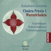 Chakra Praxis 1 - Wurzelchakra (MP3-Download)