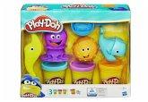Hasbro B1378EU5 - Play Doh, Unterwasser Knetwelt, Knete