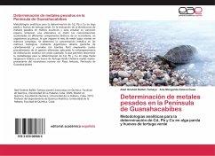 Determinación de metales pesados en la Península de Guanahacabibes