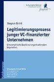 Legitimierungsprozess junger VC-finanzierter Unternehmen (eBook, PDF)