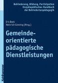 Gemeindeorientierte pädagogische Dienstleistungen (eBook, PDF)