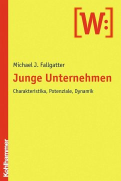 Junge Unternehmen (eBook, PDF) - Fallgatter, Michael J.