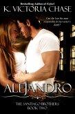 Alejandro (The Santiago Brothers, #2) (eBook, ePUB)